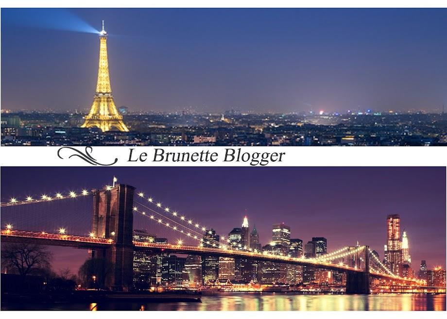 Le Brunette Blogger