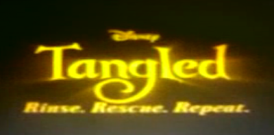 Triler de Tangled, Disney