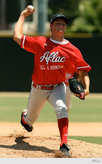 RHP Gerrit Cole - New York Yankees First Round Draft-Choice