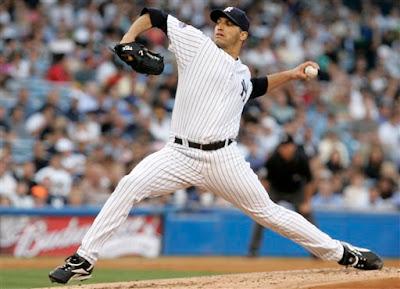 Yankees 8, Padres 0
