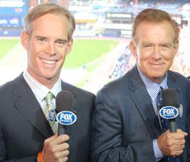 Joe Buck and Tim McCarver