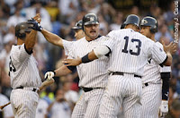 Jason Giambi Ripped an Upper Deck Grand Slam