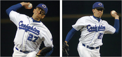 Switch-Pitcher Pat Venditte