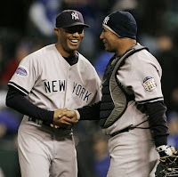 Jose Molina, New York Yankees