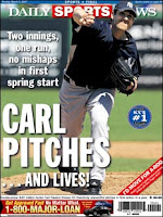 Carl Pavano, New York Yankees - Returns to Rotation