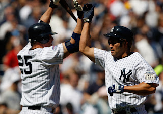 Johnny Damon, New York Yankees