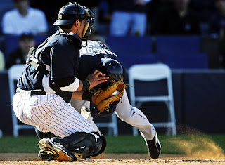 Francisco Cervelli, New York Yankees