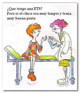 Enfermedades de Transmisión Sexual (E.T.S.)