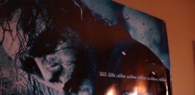 dark knight movie poster, joker poster