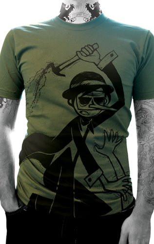 clockwork orange, horror tshirt