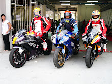 UMA Racing Team Yamaha R6