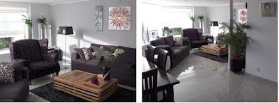 Vision on living: Metamorfose met meubels in verhouding !