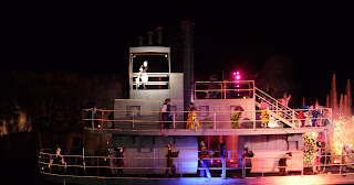 Fantasmic show at Disney Studios at Disney World