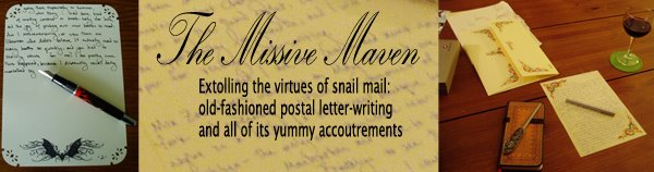 The Missive Maven