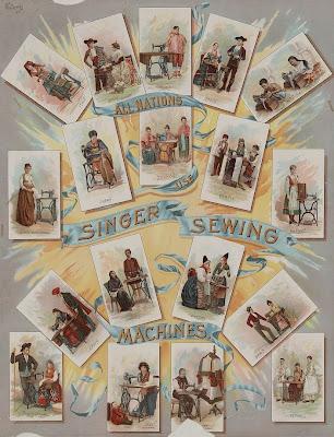 Singer Sewing Machine Clip Art
