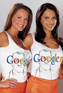 googler 为google工作的人