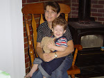 Mummy & Jedidiah February 2008