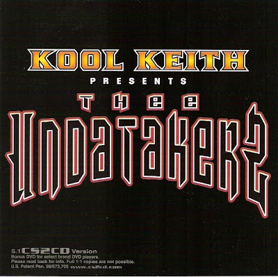Kool Keith - Dark Space