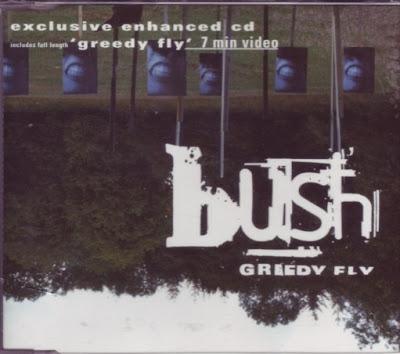 Bush - Greedy Fly CDS - 1997 - FLAC