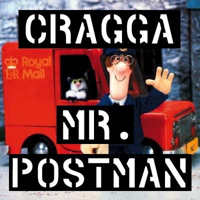 Cragga - Mr. Postman CDS - 2009
