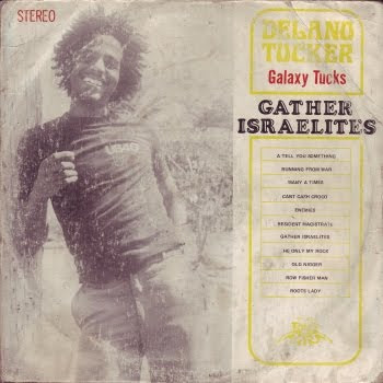 Delano Tucker - Gathering Israelites - 1978 - FLAC