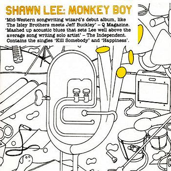 Shawn Lee - Monkey Boy - 2001