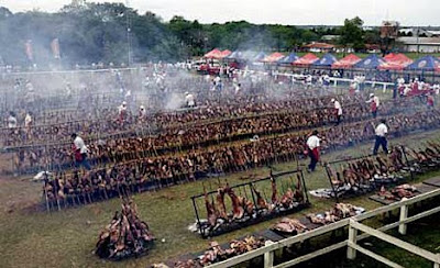 Worlds Largest Barbecue World Record
