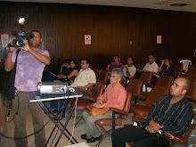 Evento contou com a participação de um público seleto e diversificado
