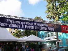 7º Festival Recifense de Literatura