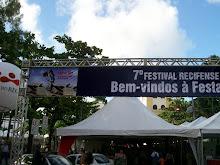 A imagem e ação da Cultura do Recife: parabéns por um festival mais participativo
