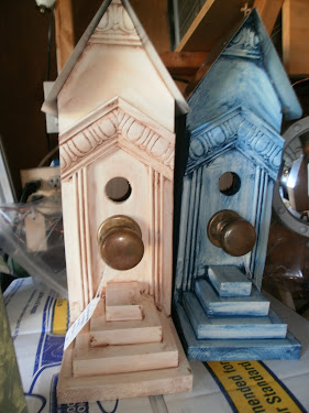 Bird houses Fall sale