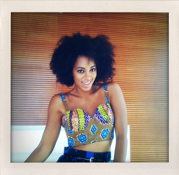 Solange!