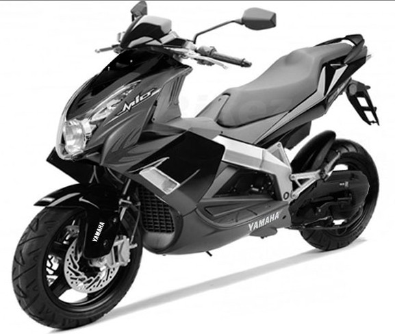 modif mio sporty new  paling bagus