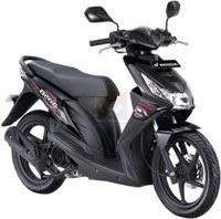 Gambar motor Yamaha Mio soul Baru