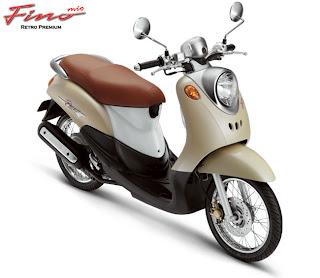 Gambar Modifikasi Yamaha Fino Thailand