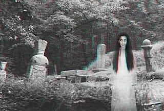 ... penampakan Hantu setan pocong kuntilanak sundel bol