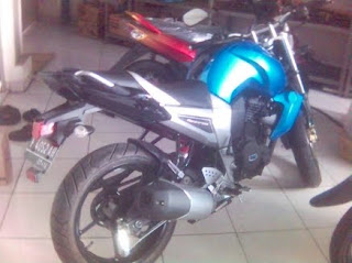 Byson 2010 | Gambar Modifikasi Motor 153 cc | Foto Gambar Modifikasi