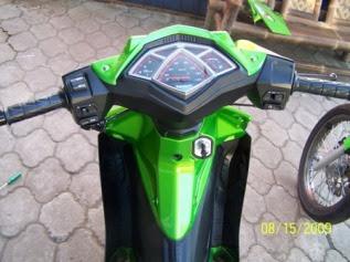 Kawasaki Edge baru