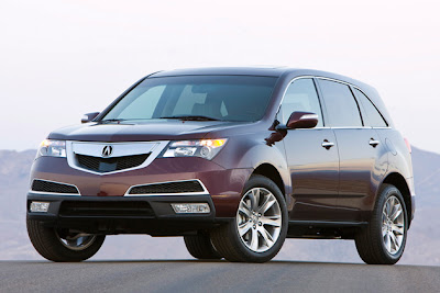 2010 Acura MDX Redesigned pictures
