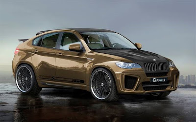 G-Power Typhoon X6 M and  X5 M