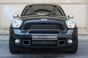 2011 Mini Countryman Report