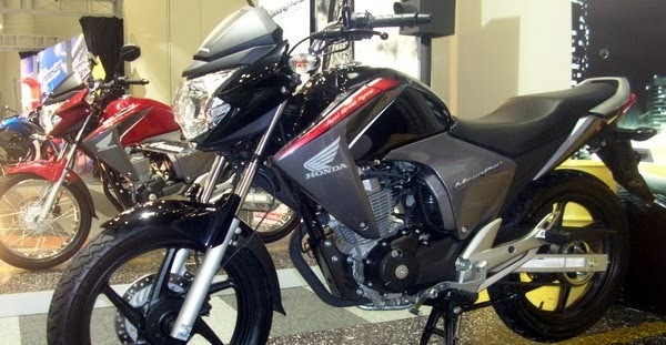 New Honda MegaPro 150 Cc XRP Technology