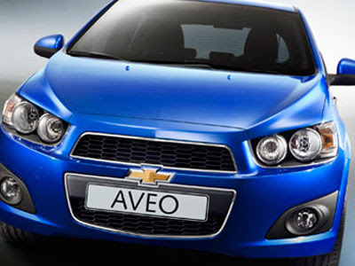 2011 Chevrolet Aveo Review