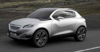 Mobil New Peugeot HR1 SUV 2011?