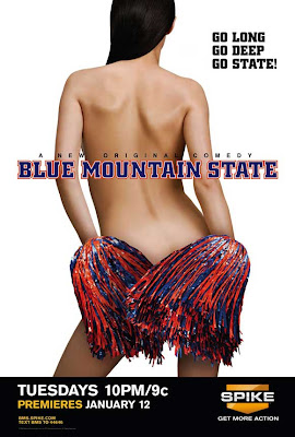 Assistir 3ª Temporada de Blue Mountain State Online Dublado Megavideo