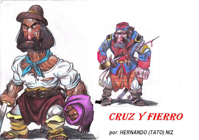 CRUZ Y FIERRO