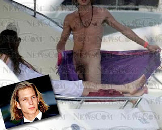 Andrea casiraghi nude photos