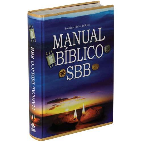 MANUAL BÍBLICO SBB - RECOMENDADO