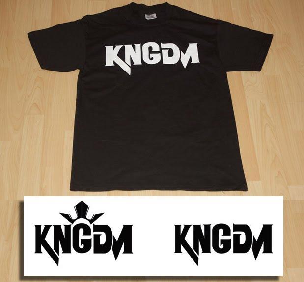 KNGDM logo