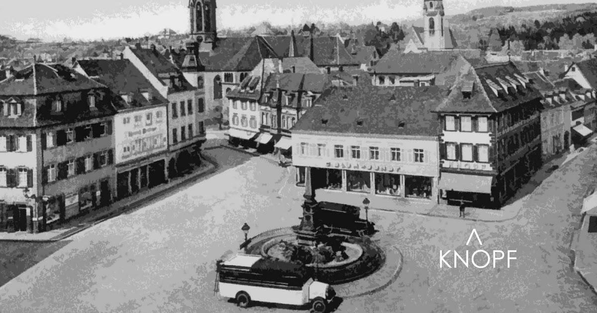 Kaufhaus Knopf Kaufhaus Knopf In Emmendingen